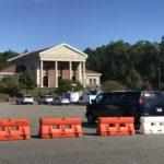 Fort Bragg courtroom